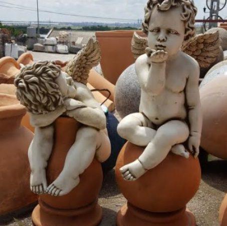 angeles romanticos