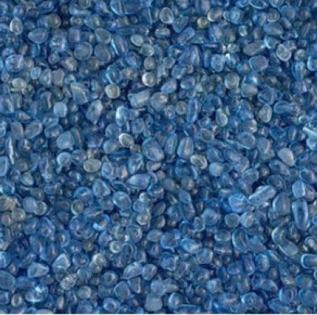 cristal redondeado azul ocean 3-6 mm